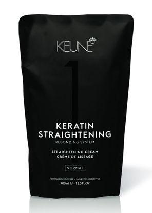 Billede af Keune Keratin Straightening Cream Normal 400 ml.