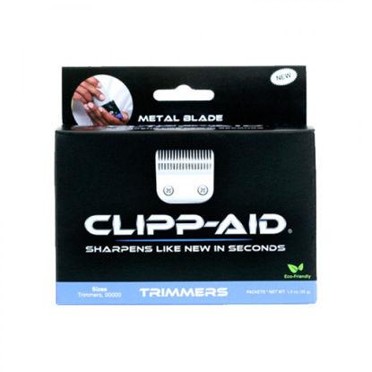 Billede af Skærhoved renser CLIPP-AID Blå til Trimmerskær