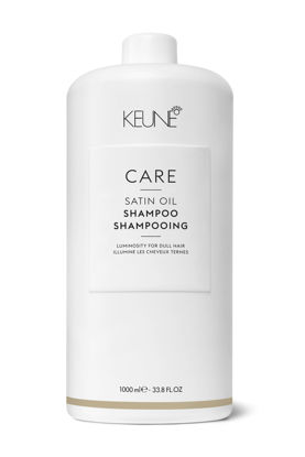 Billede af CARE Satin Oil Shampoo 1000 ml.