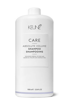 Billede af CARE Absolute Volume Shampoo 1000 ml.