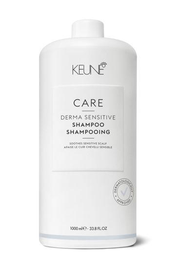 Billede af CARE Derma Sensitive Shampoo 1000 ml.