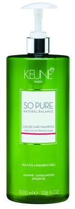Billede af So Pure Color Care Shampoo 1000 ml.