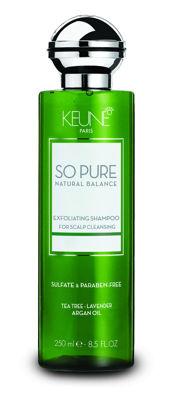 Billede af So Pure Exfoliating Shampoo 250 ml.