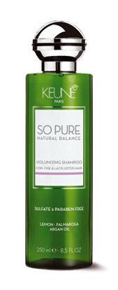 Billede af So Pure Volumizing Shampoo 250 ml.