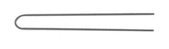 Billede af Hårnåle Japansk 40 stk. Brun 7 cm