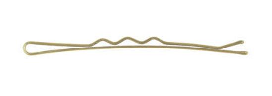 Billede af Hårklemmer Gyldne 7 cm. 500 gr. med dup 940007152