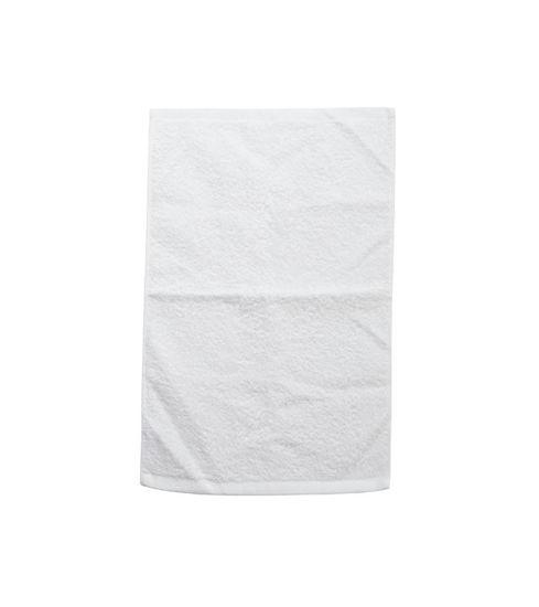 Billede af Håndklæde MINI Bob Tuo HVID 28x45 cm.