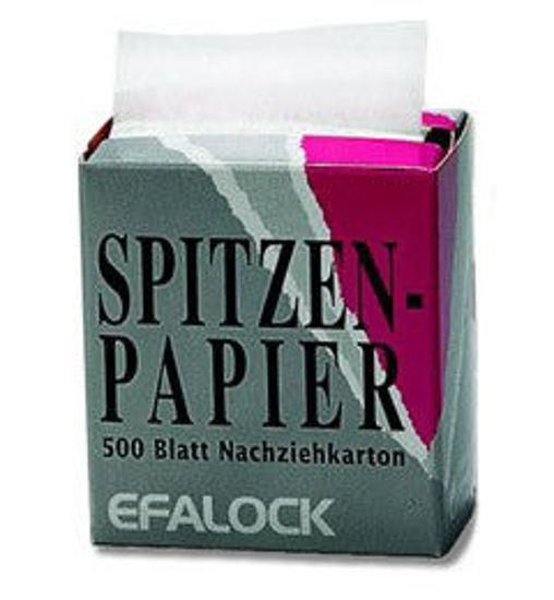 Billede af Spidspapir Efalock LILLE 500 stk.