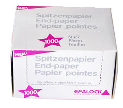 Billede af Spidspapir Efalock STOR 1000 stk.