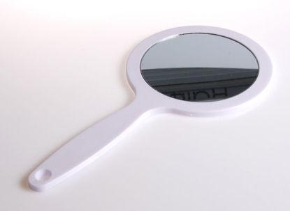 Billede af Kosm. Spejl Ø hånd 12 cm.