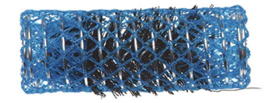 Billede af Curler Spiral Blå 25 mm. 1x12 stk.