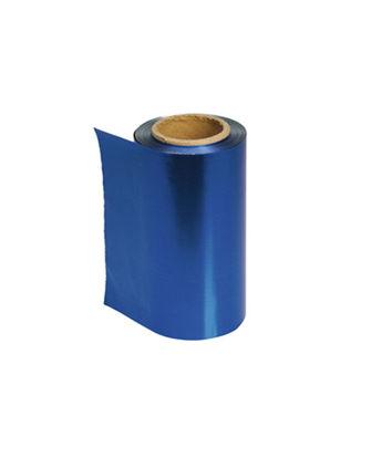 Billede af Folie blå 12 cm 480 gram 100 mtr.