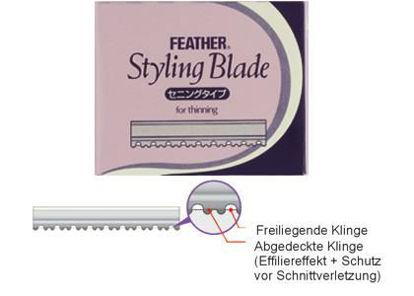 Billede af Blade Feather THINNING 30%